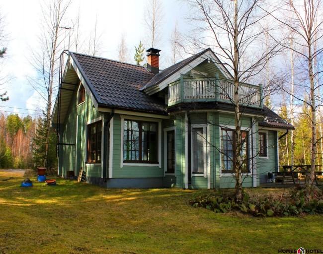 Lakeview Cottage / Lomakylä Tapiola