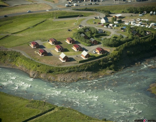 Glaðheimar Cottages